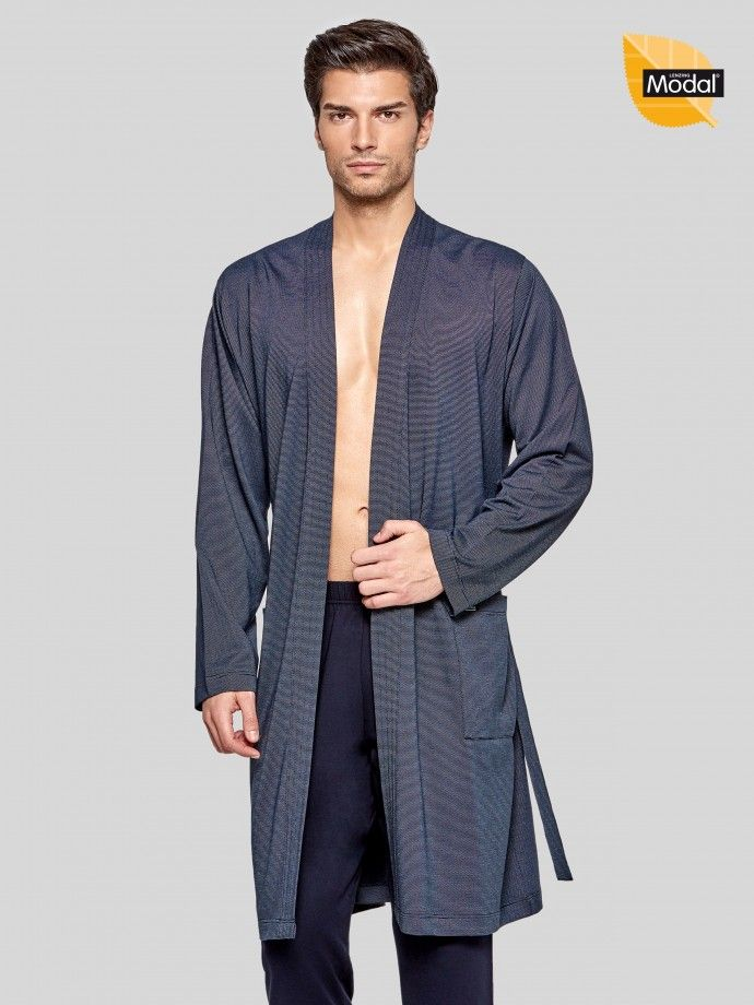 Long Dressing Gown - Lucca