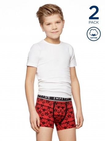 Lot de 2 boxers Junior