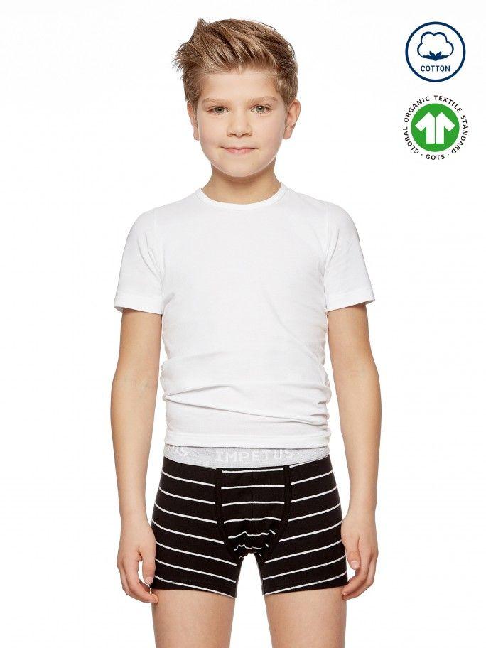 Junior t-shirt cotton Organic