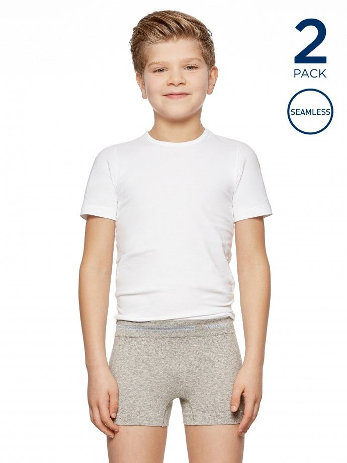 Pack 2 boxers Seamless Junior