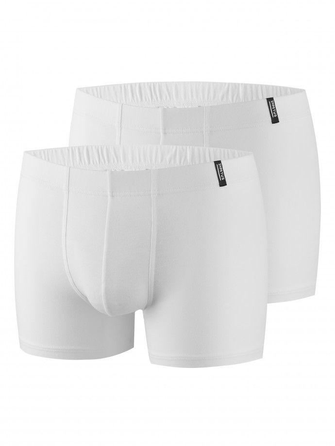 Lot de 2 boxers Cotton Modal