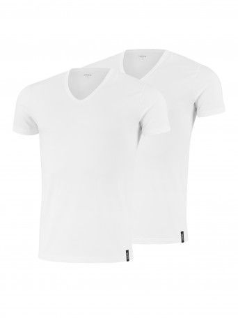 Pack 2 T-shirts Cotton Modal