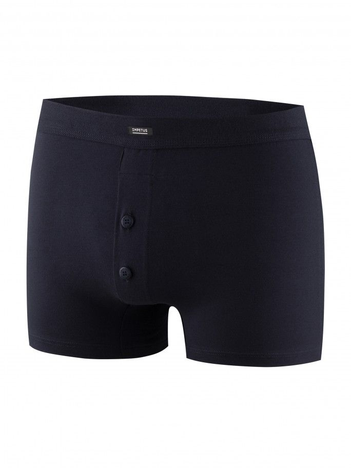 Boxer con botones Cotton Stretch