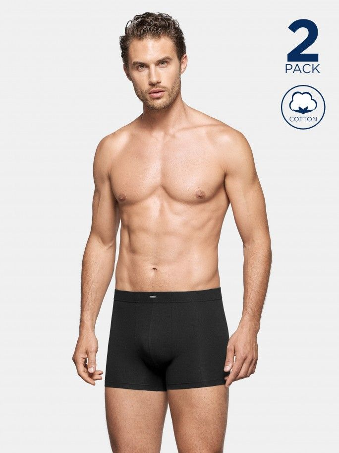 2 Pack Boxers - G63