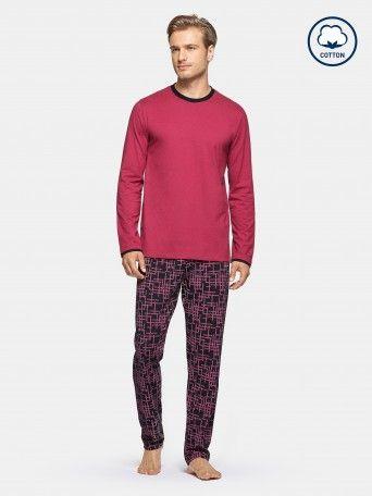 Pyjama Cardé - G56