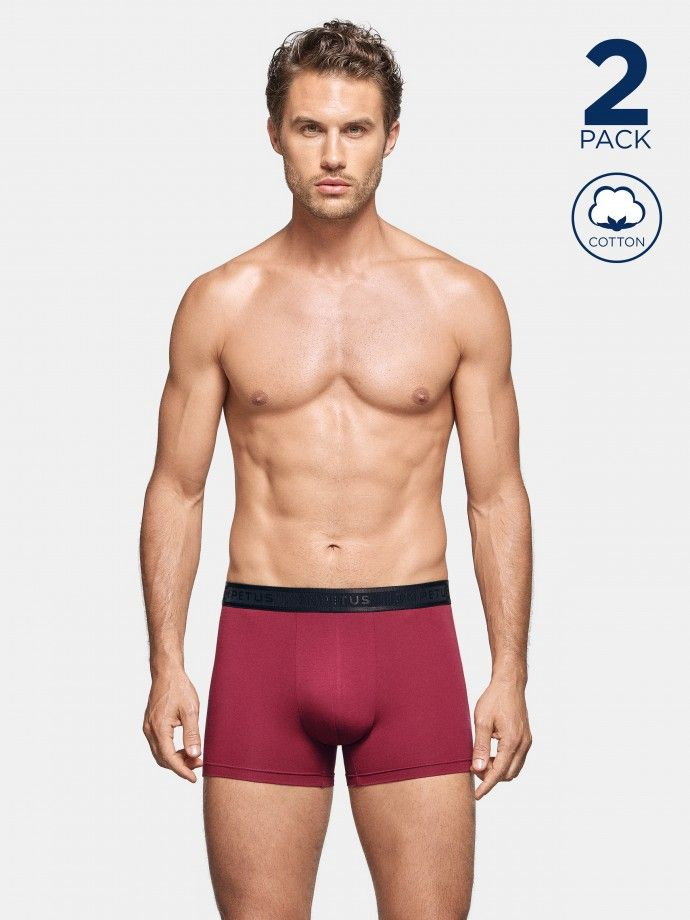 2 Pack Boxers - G52