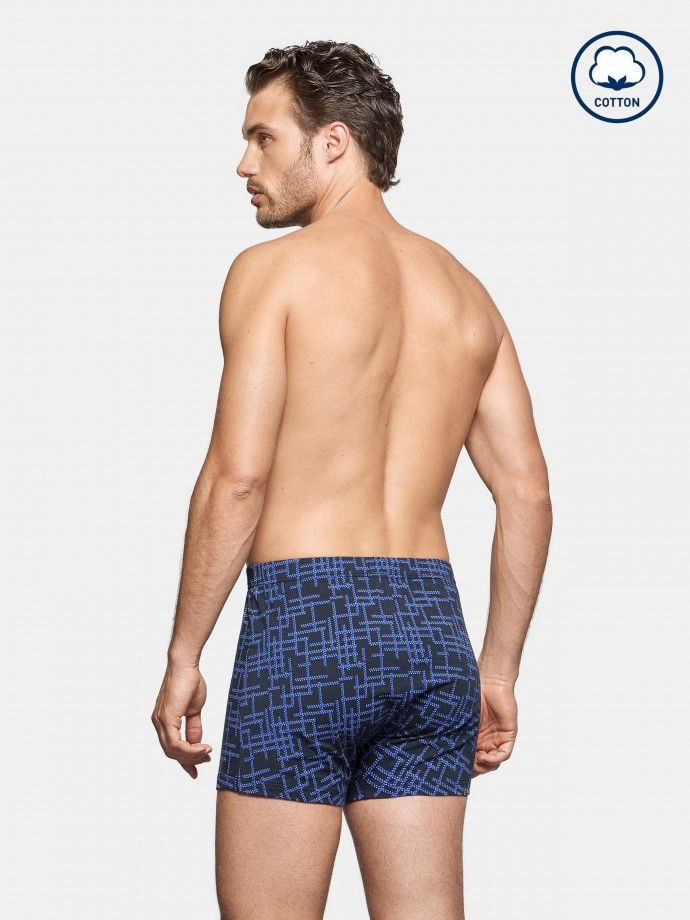 Button fly boxer - G56