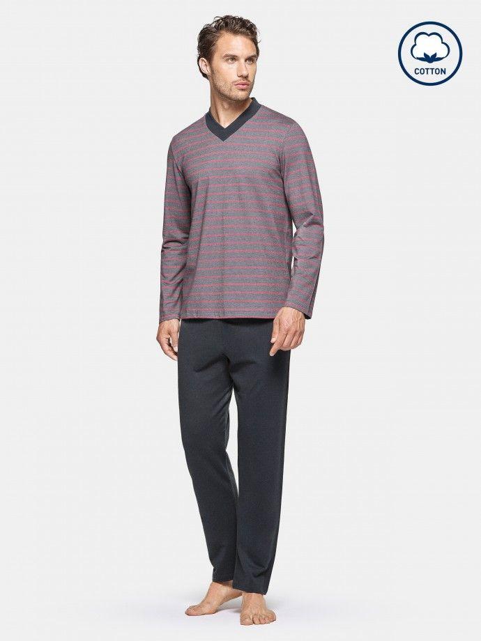 Pijama Cardado - D98