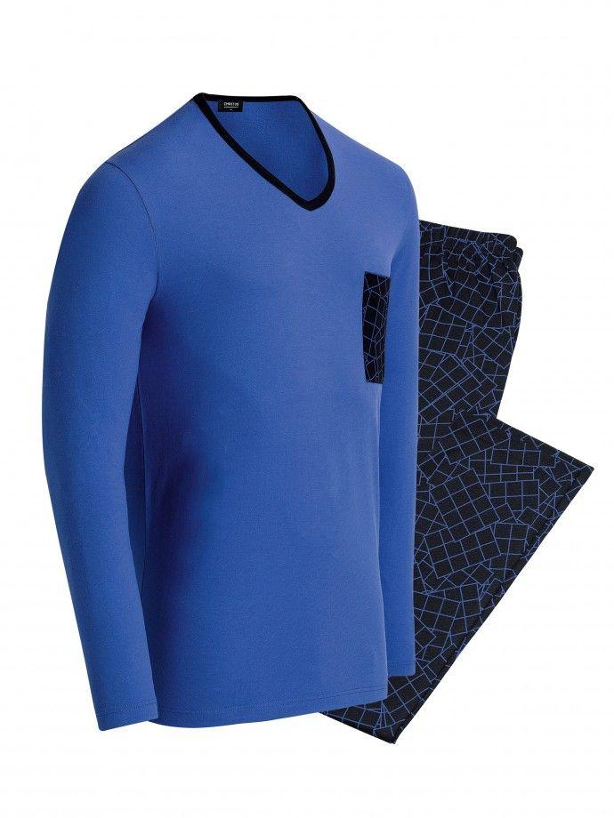 Pijama Cardado - G59