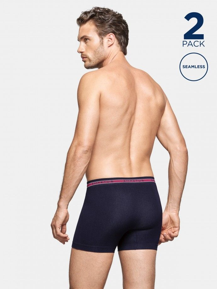Pack 2 Boxers Seamless - G67