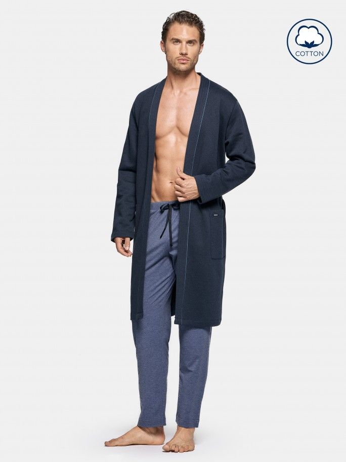 Long dressing gown - G68