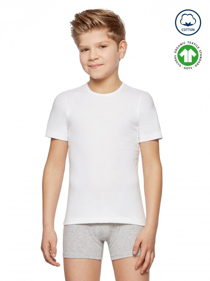 T-shirt Cotton Organic
