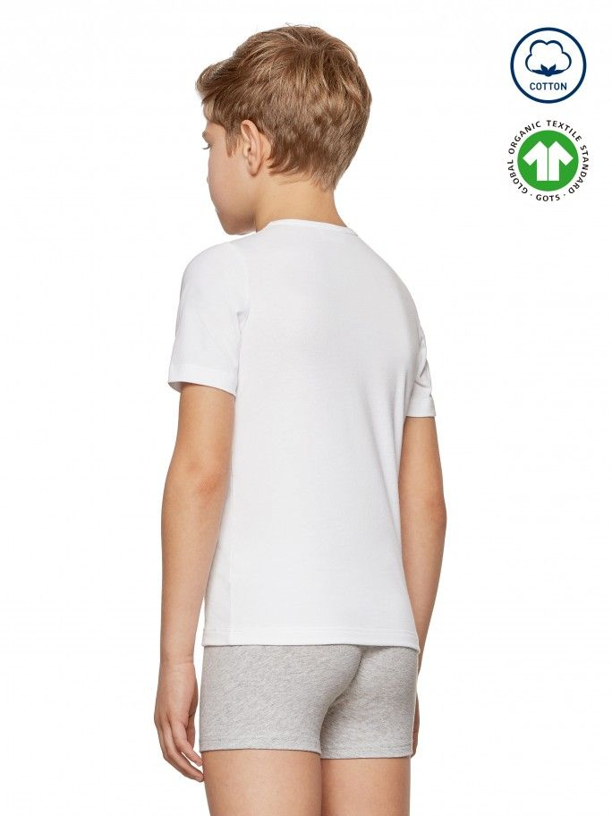 T-shirt Cotton Organic Junior