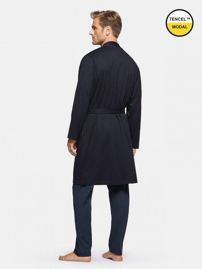 Robe Longo Cardado - G51