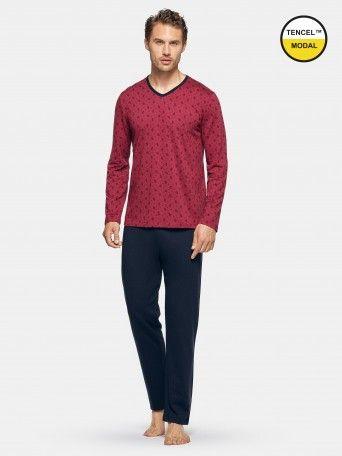 Pyjama Cardé - G51