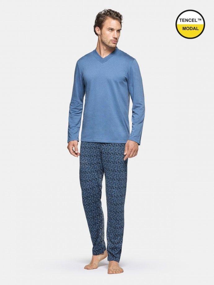 Pijama Cardado - G57
