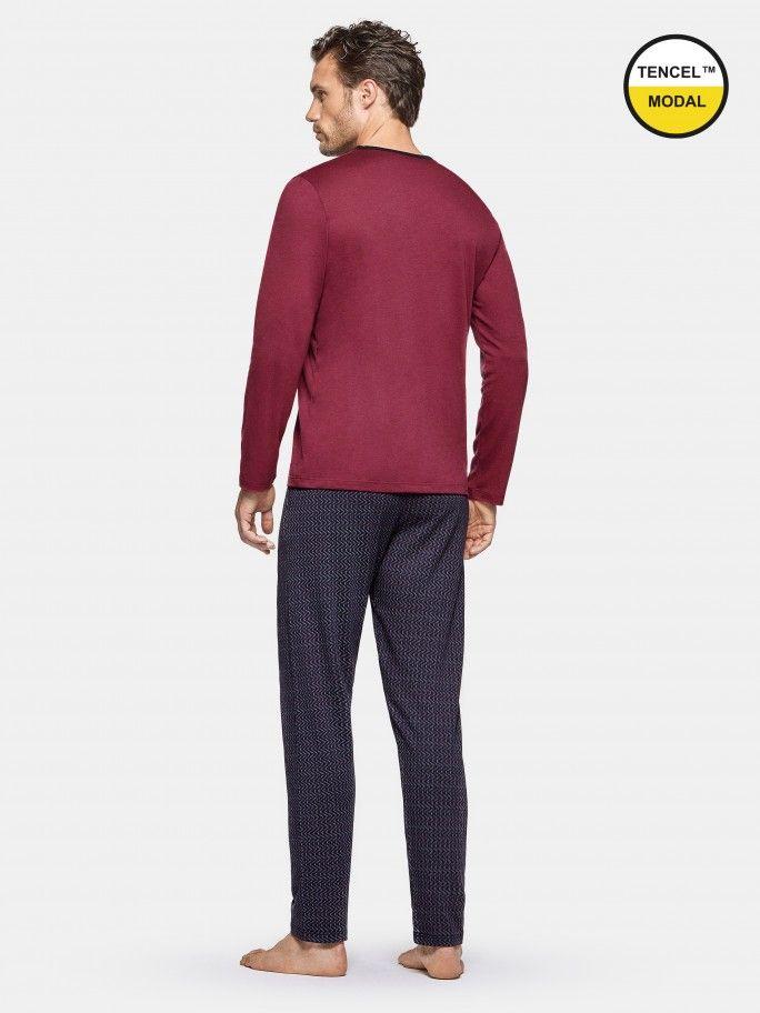 Pijama Cardado - G62