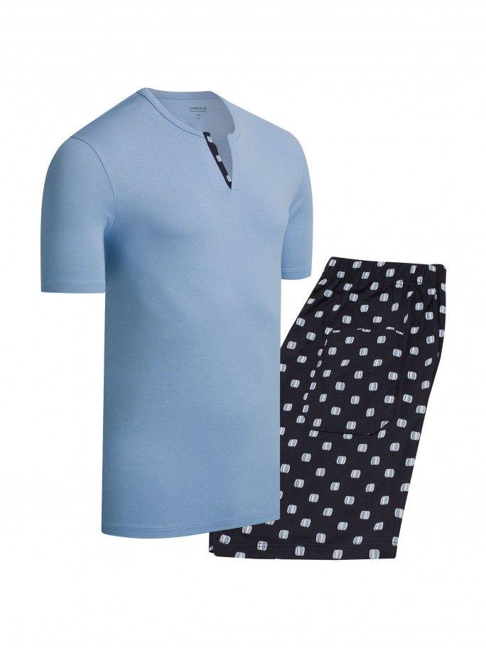 Pijama Estampado - G93