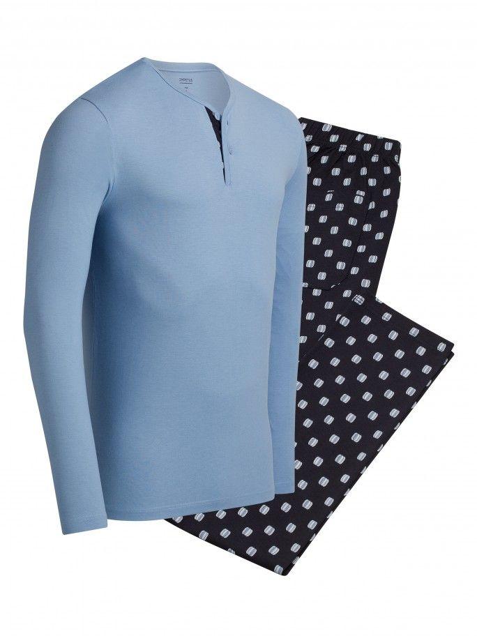 Pyjama Abstract Print - G93