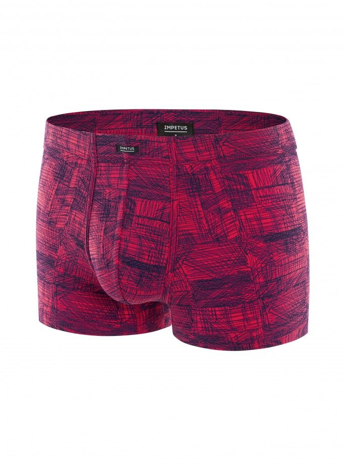 Boxer Graphic Print - G97