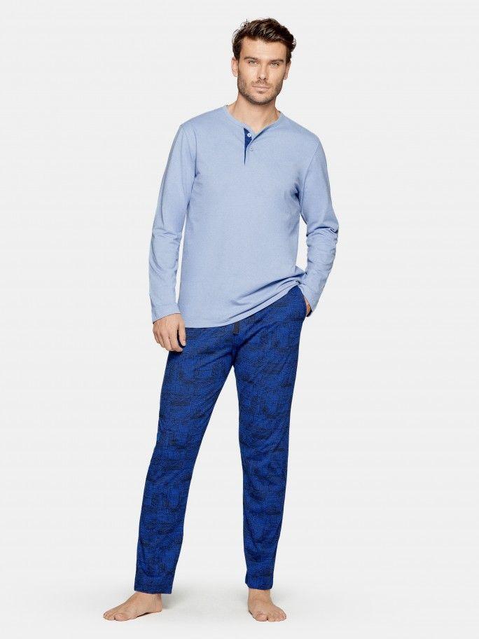 Pijama Estampado - G97