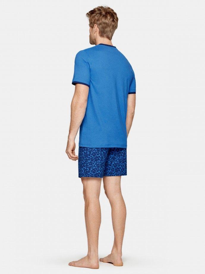 Pyjama Graphic Print - G98
