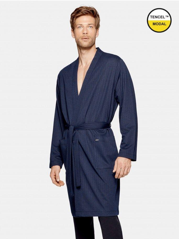 Robe longo canelado - H04