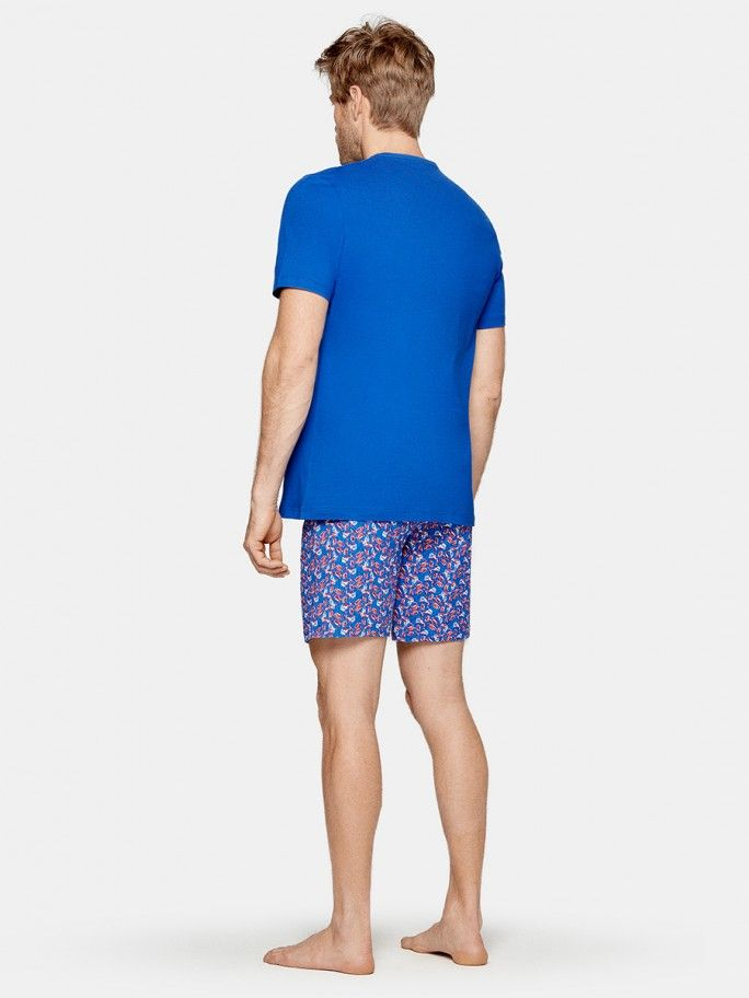 Pijama Estampado - H01