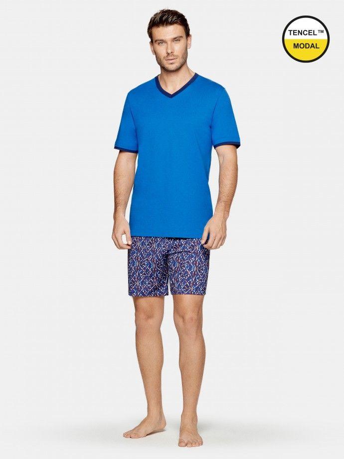 Pyjama Graphic Print - G93
