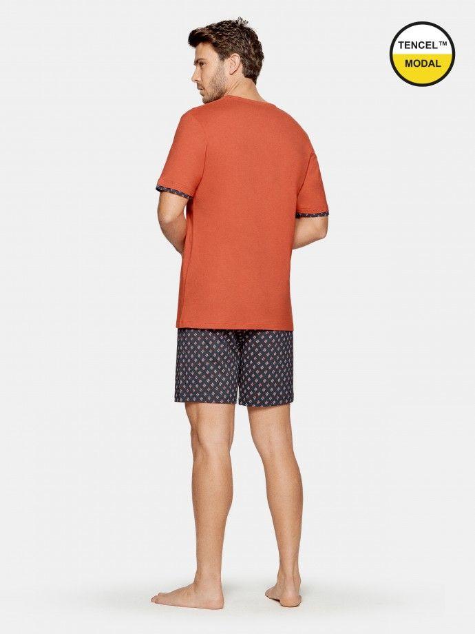 Pyjama Graphic Print - G94