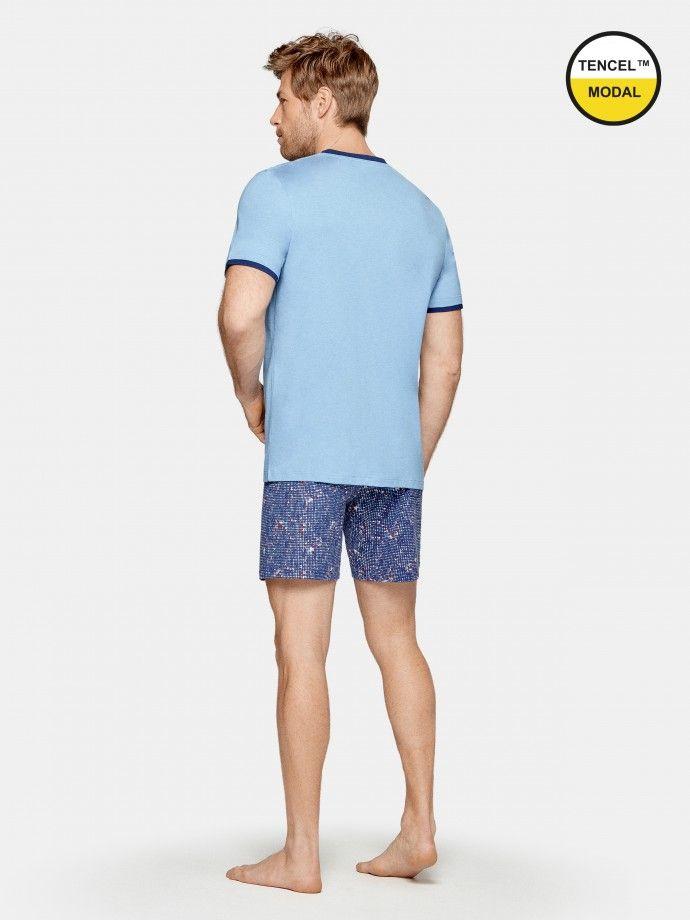 Pyjama Graphic Print - G99