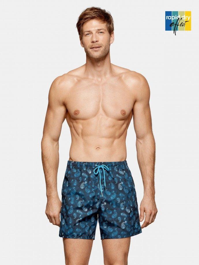 Swim Short - Macassar