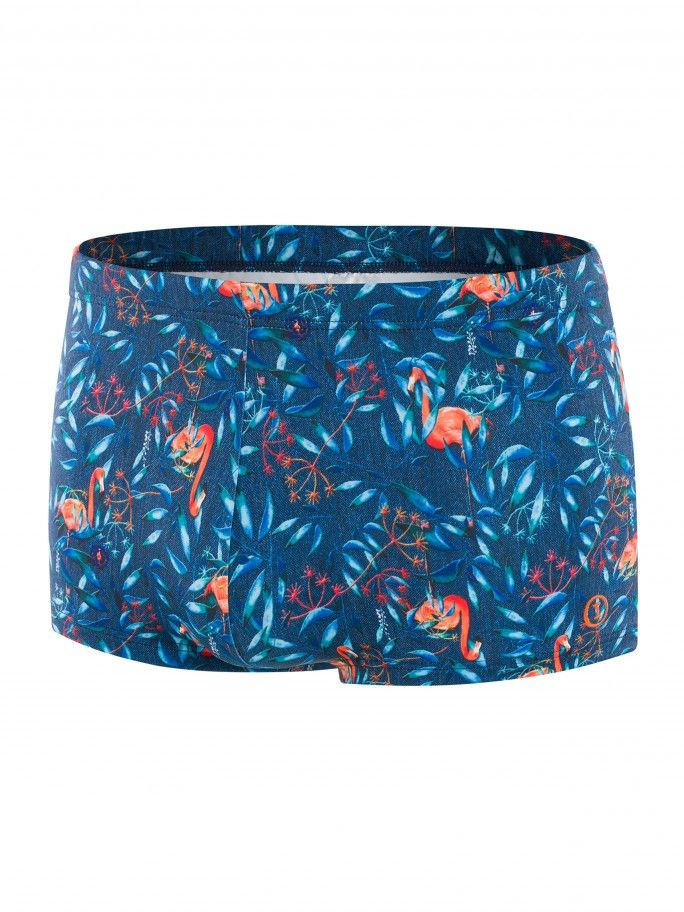 Swim boxer - Flamingus