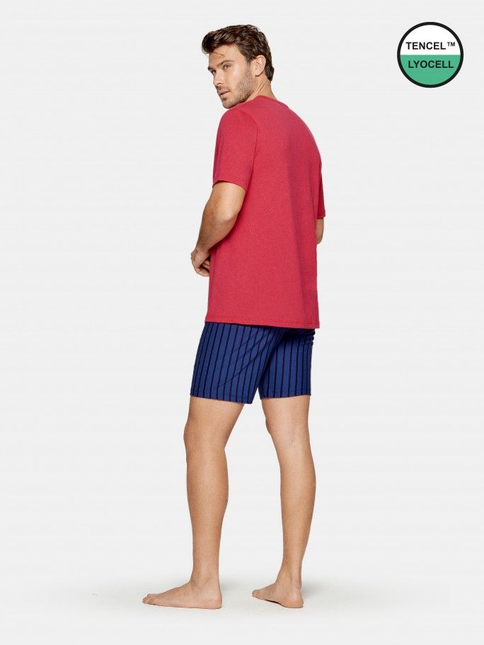 Pijama Riscas - G91