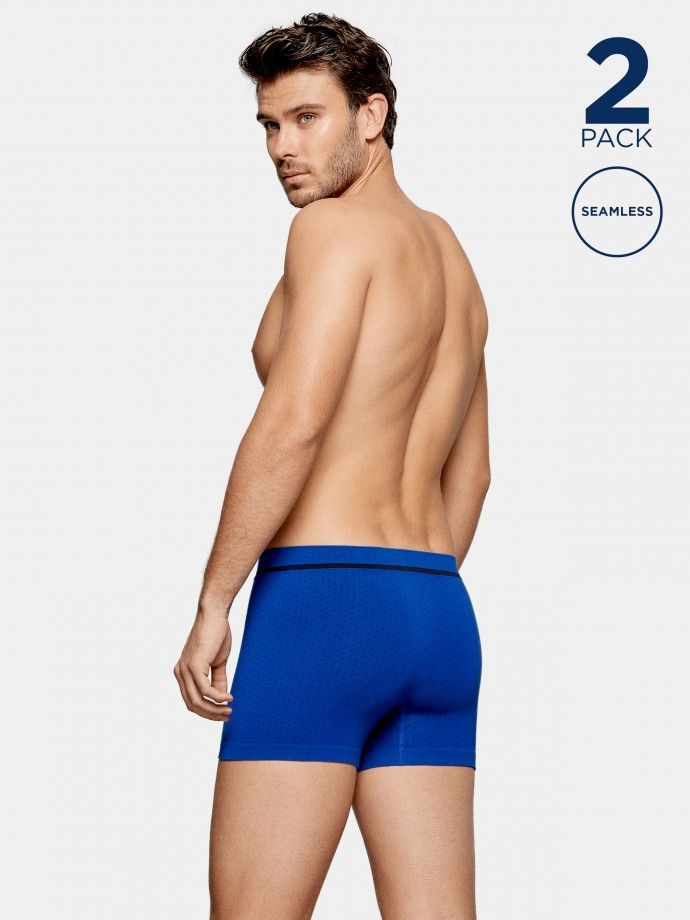 Pack 2 boxers Seamless - H02