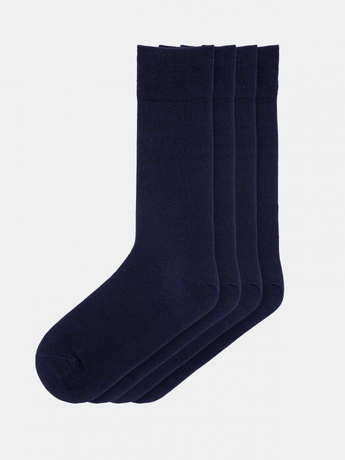 2 Pack Cotton Socks