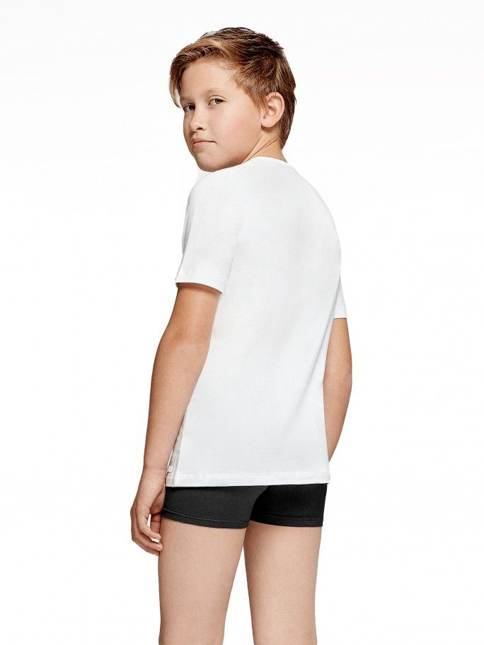 Round-neck Junior T-shirt