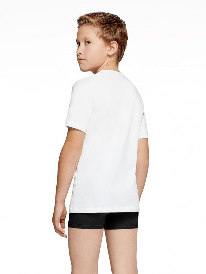 T-shirt Junior en Algodón