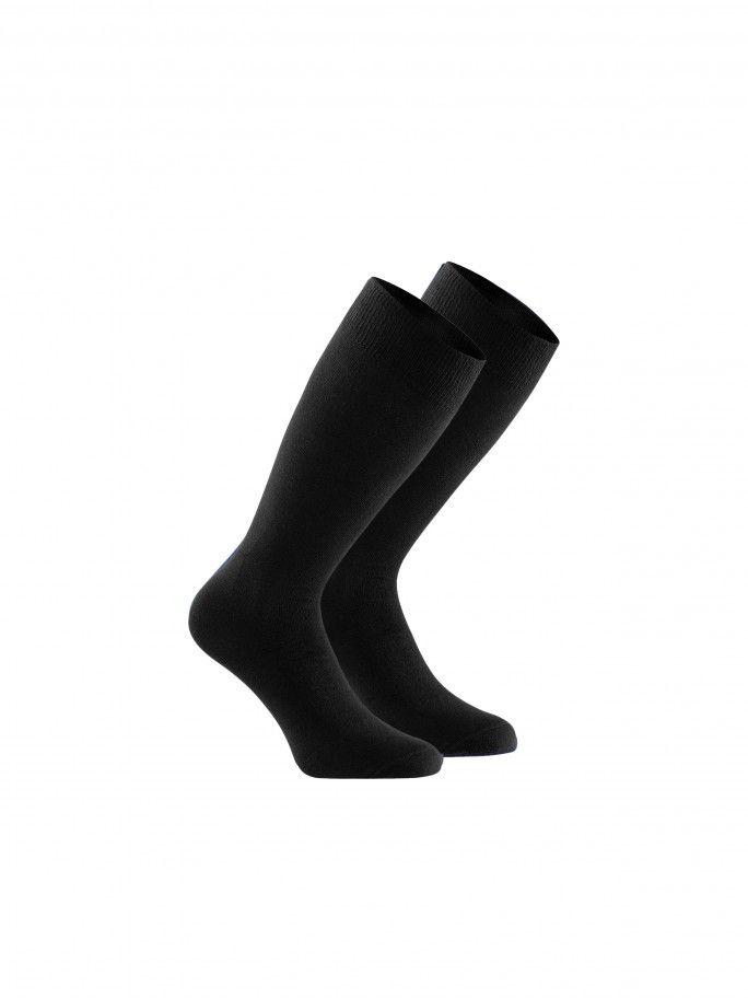 6 Pack Cotton Socks