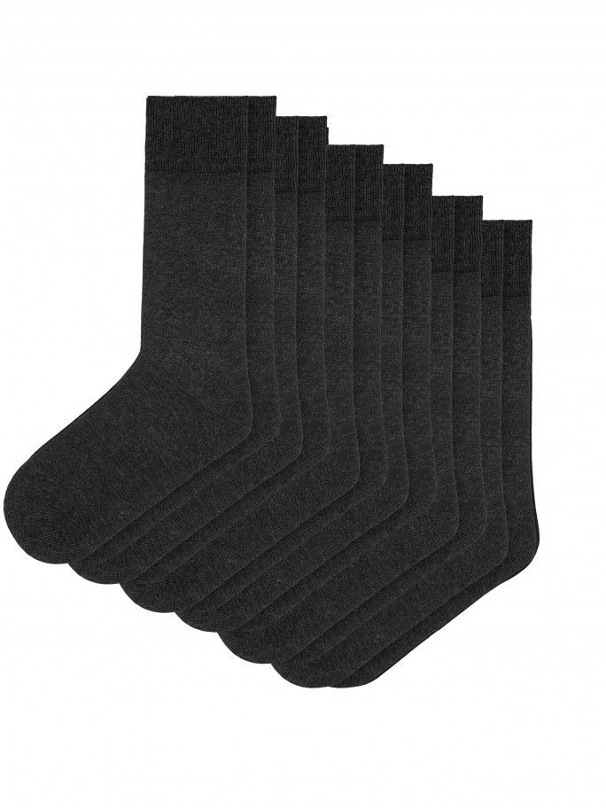 6 Pack Wool Socks