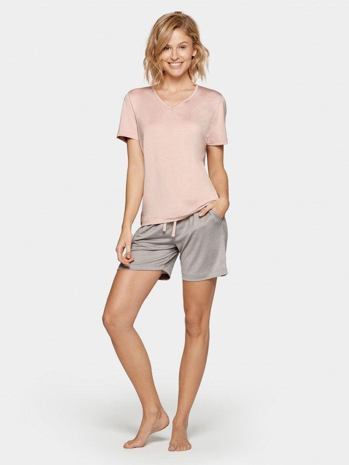 Pijama Curto Soft Premium