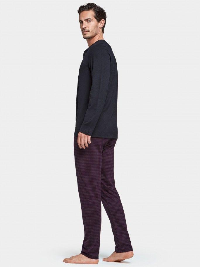 Pijama Cardado Lenzer