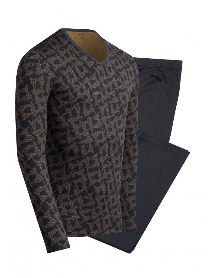 Pyjama Abstract Print Lech