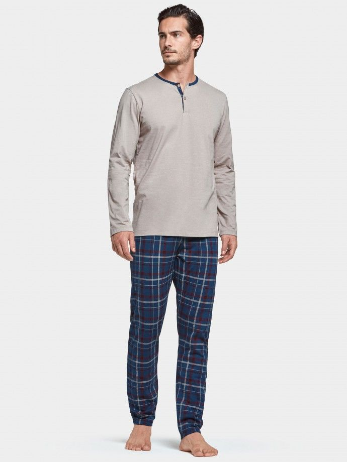 Pijama Cardado Deer