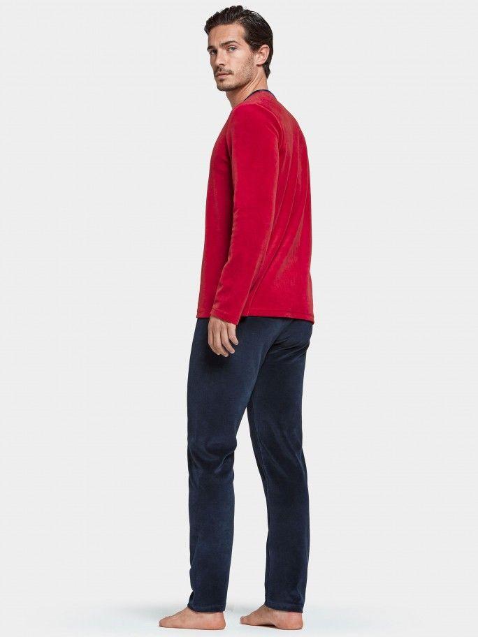 Pyjama Velvet Davos