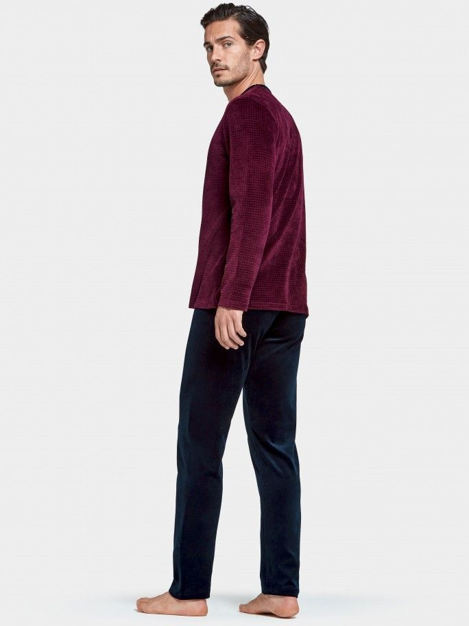 Pyjama Velvet Kitz