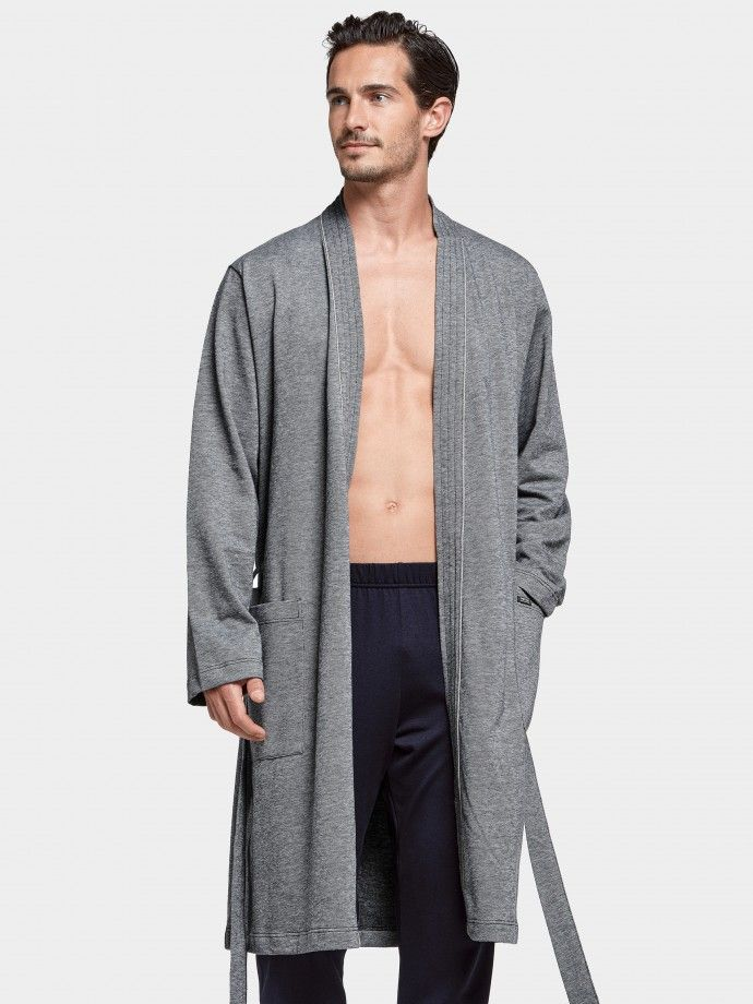 Long Dressing Gown Nevada