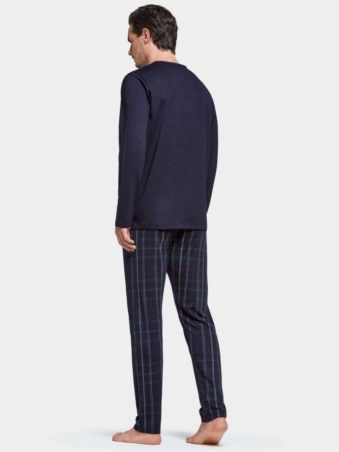Pijama Cardado Xadrez