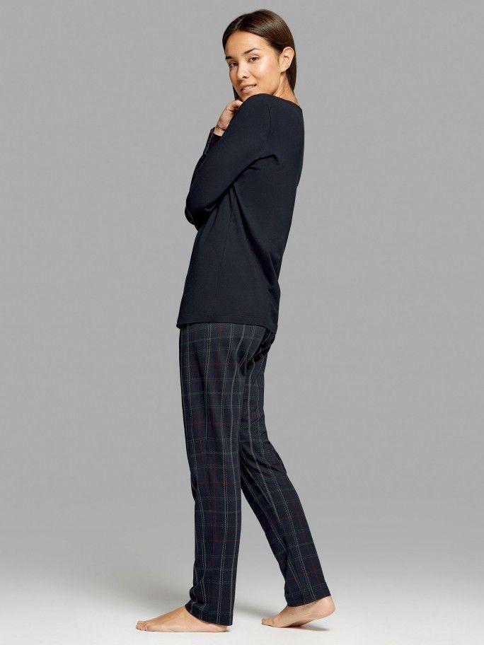 Plaid Pyjama