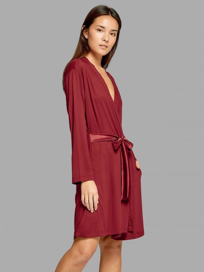 Robe em Modal Essence